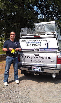 Michael Fend - Owner, Simply Leak Detection